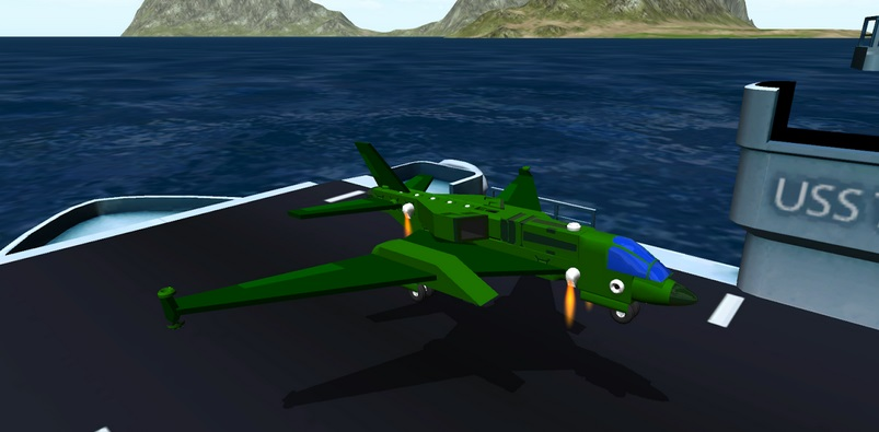 Designfly and modify your planes with simpleplanes by sgp publicscrutiny Images