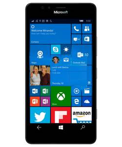 Buy Vodafone Microsoft Lumia 550 Mobile Phone – Black at Argos.co ...