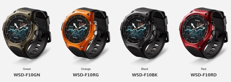 Casio-wsd-f10-watch-line-up