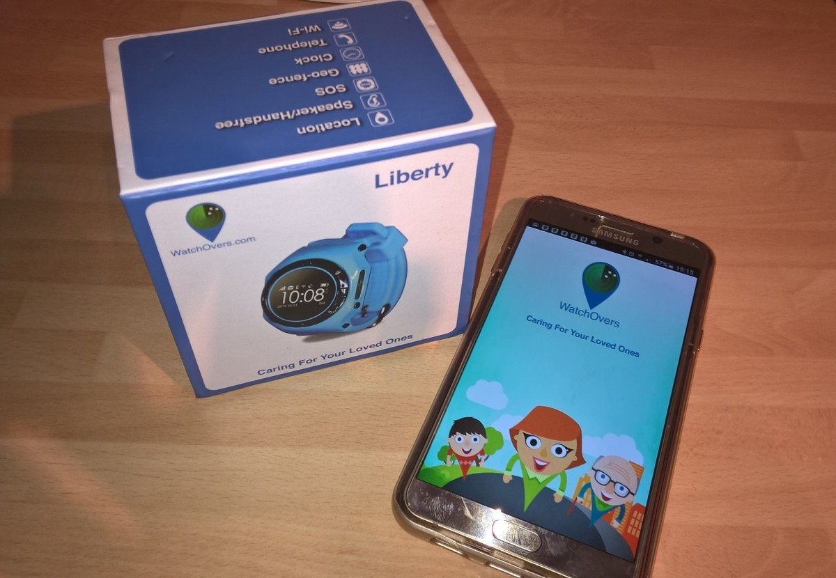 Liberty Watch by Watchovers.Unboxing and thoughts #Kids # ...