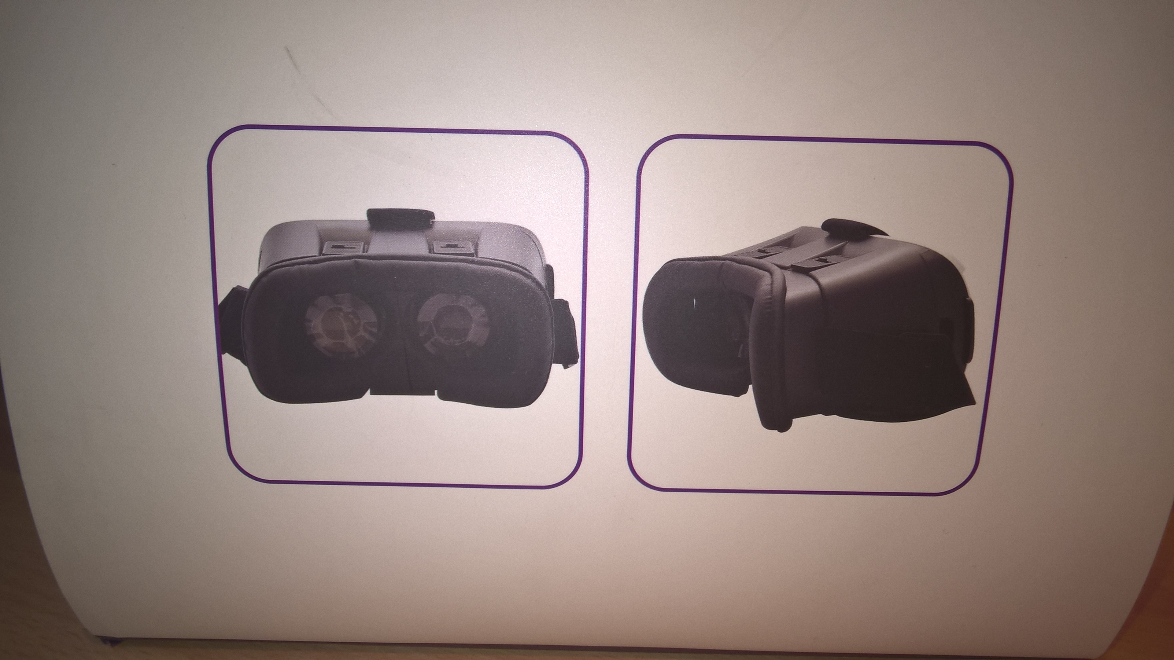 816dd981950c The iCandy 3D Virtual Reality Goggles Plus unboxing and review ...