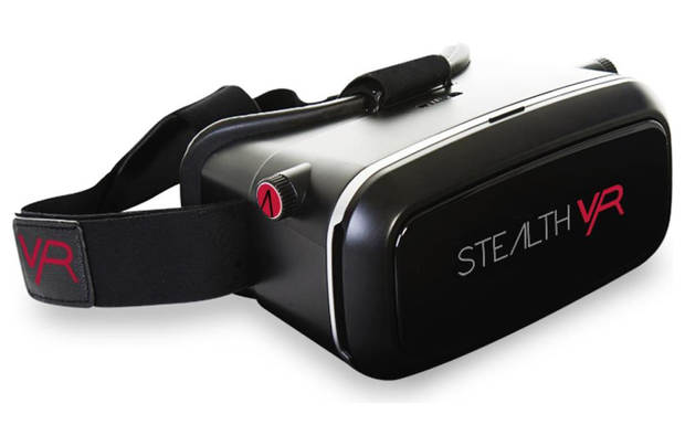 VR – Stealth VR Headset drops into Argos and Smyths