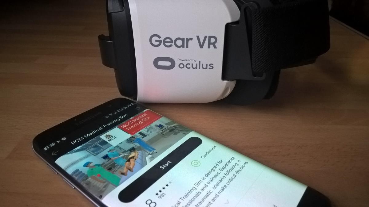 006b9ae8e6dd RCSI develops world s first  virtualreality medical training simulator.  VR   Medical