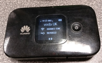 Review – The Huawei E5577 MiFi from @CellhireUK #MiFi