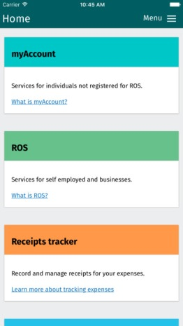 RevApp is a new mobile app, to help you manage your tax