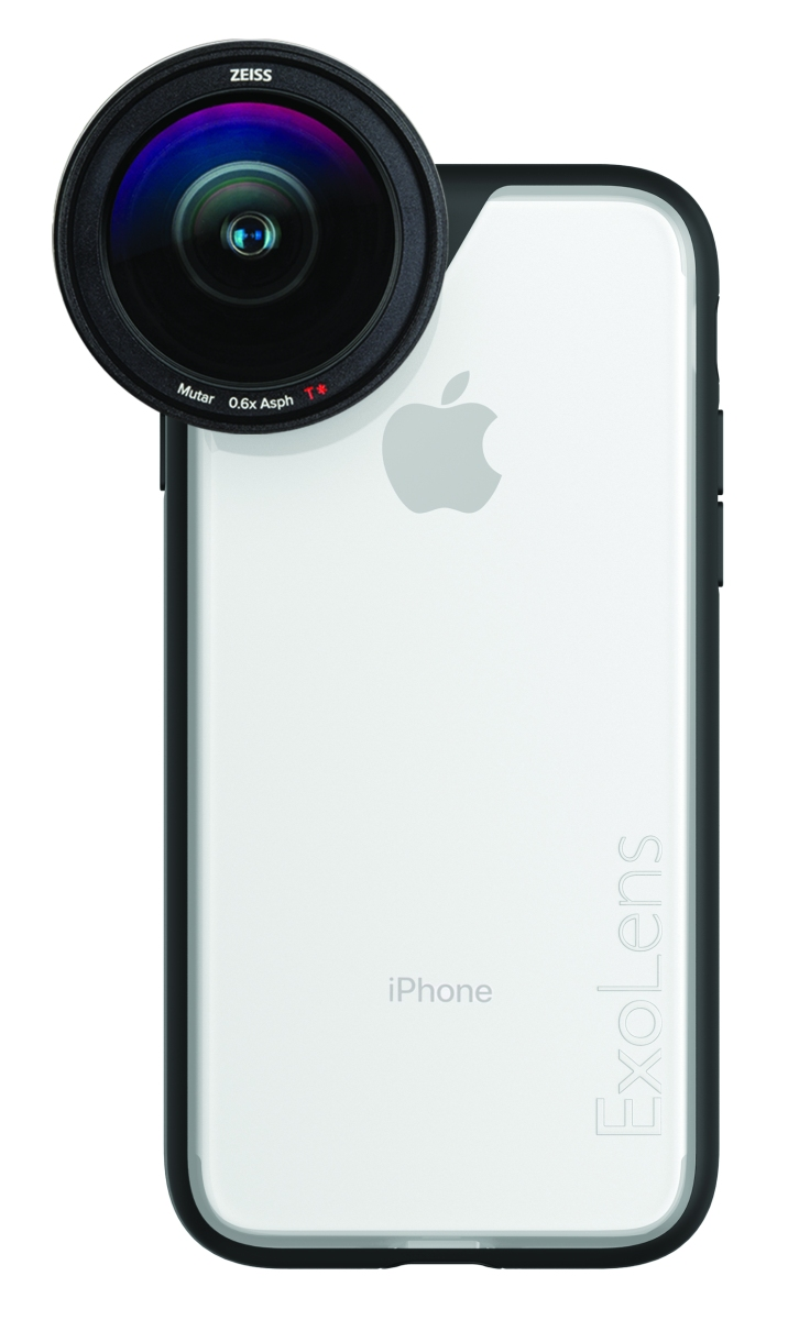 New ExoLens Case for iPhone 7 lets photographers use ...