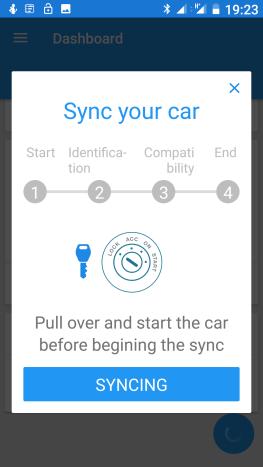 5.0async your car
