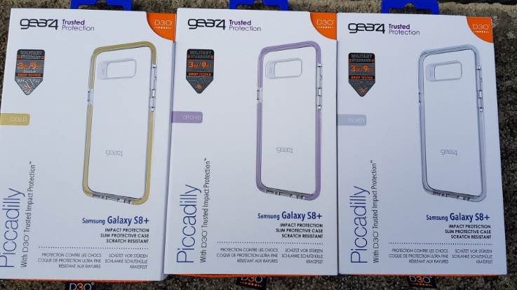 official photos a32bc 3932e Video Review /Image Gallery – Gear4 Piccadilly case for the Samsung ...