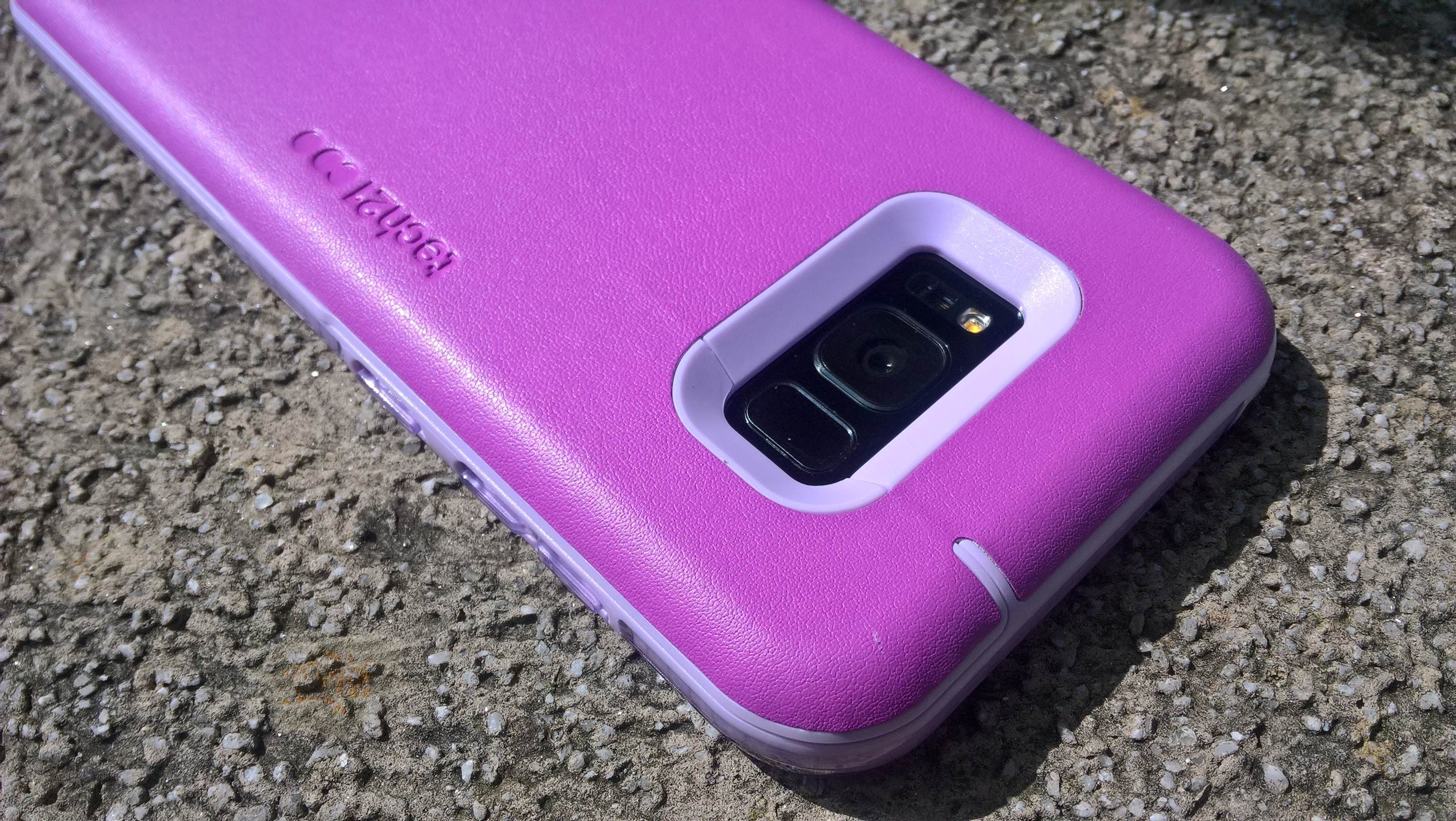size 40 69697 4325c Review – @Tech21Official EVO GO case in Pink for the Samsung Galaxy ...