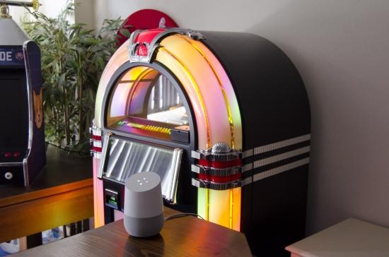 google-home-jukebox