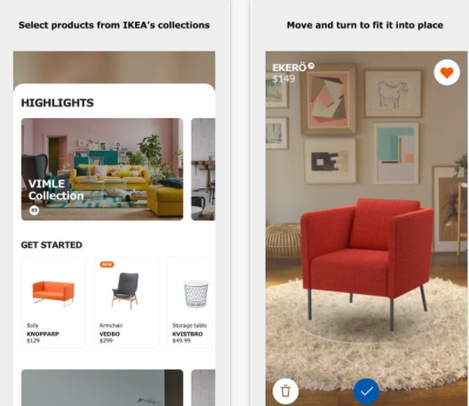 368d3eaef IKEA launches Augemented Reality app to place furniture in your home ...