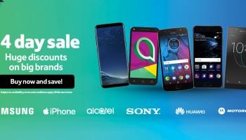Coming to Tesco Mobile – The Motorola C Plus and Sony Xperia