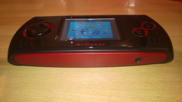 Review – Sega Portable Handheld Console with 30 Built-In Games from