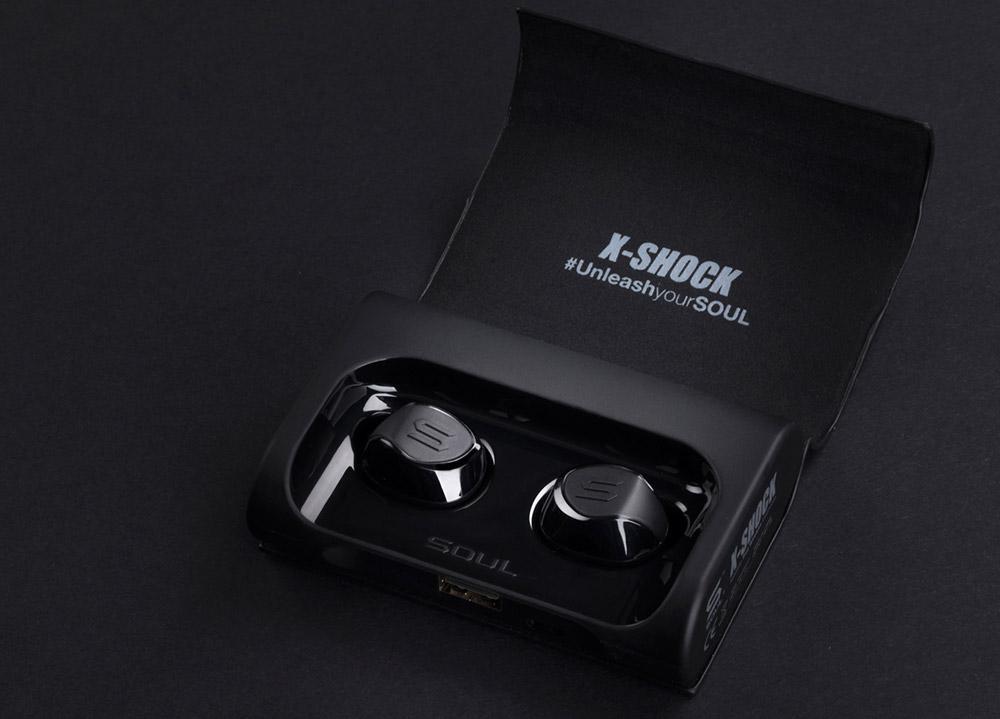Análisis Auriculares Soul X-Shock True Wireless