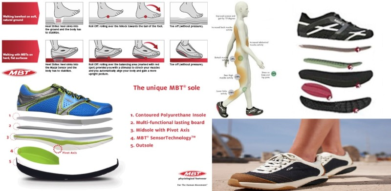 fb94eebc7bf4 How technology improves the health of MBT shoes.  Tech  Shoes  MBT ...