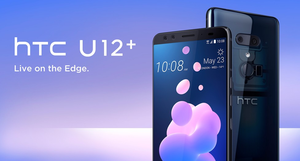 Image result for htc u12 irish launch