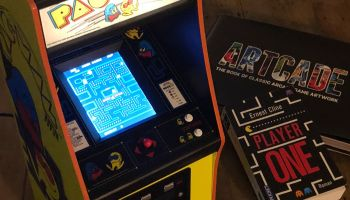 Bring Arcade classics with a cabinet into your home with Arcade1Up