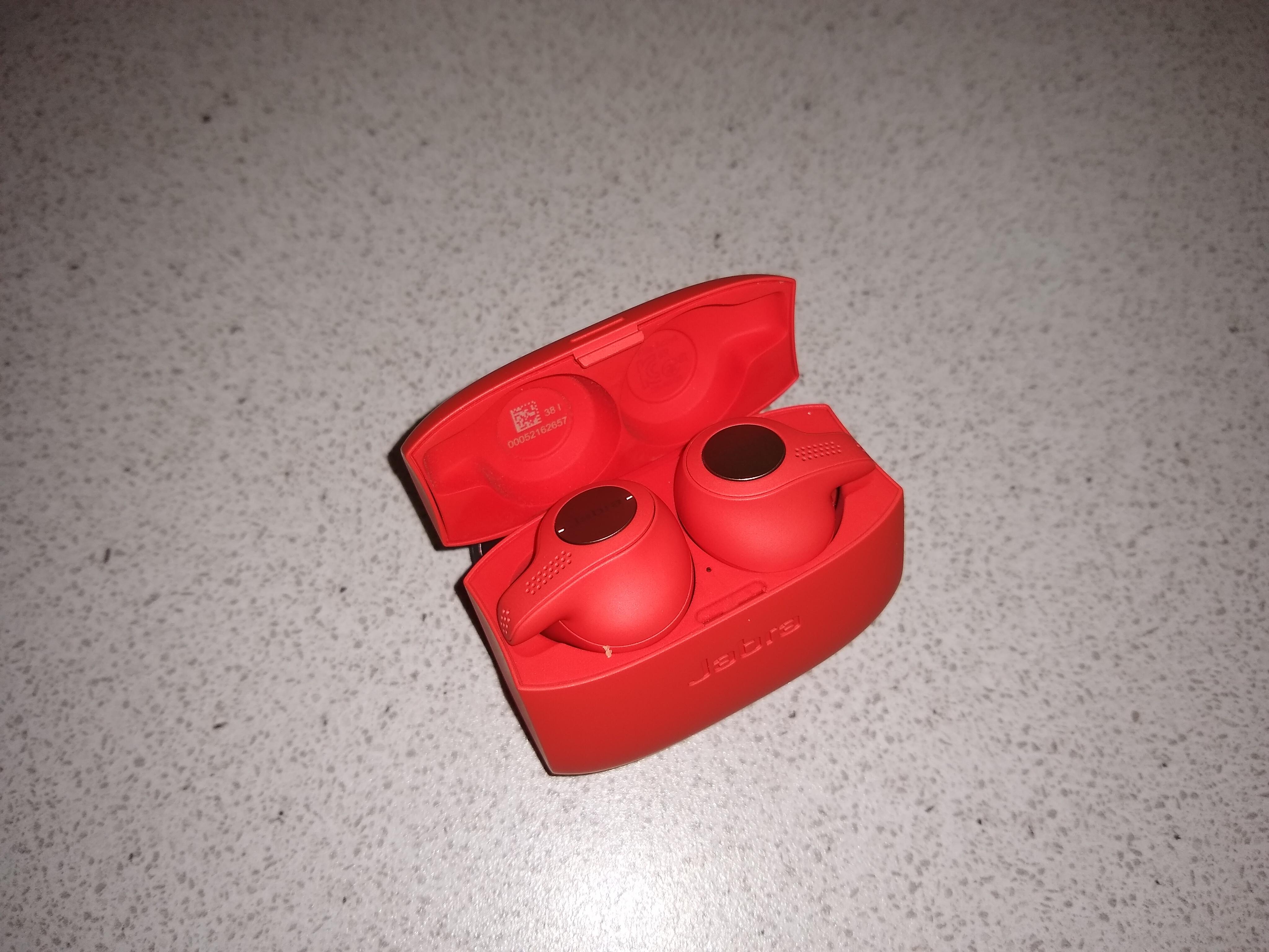 First Look The Jabra Elite Active 65t In Copper Red Jabraelite65t Tech Jabra Techbuzzireland