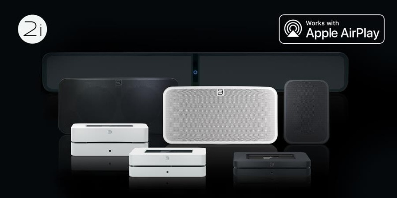 Apple AirPlay 2 Arrives December 11, 2018, to Bluesound