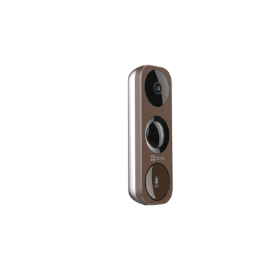 doorbell bronze side