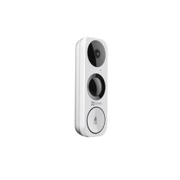 doorbell white side