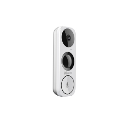 doorbell white side
