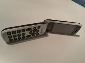 Review – The Doro 7060 big button phone  #Doro #Doro7060 #Tech
