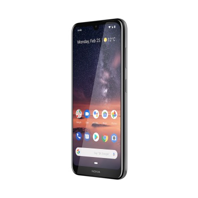 [289747]HMDGlobal-Nokia3.2-Grey-Right