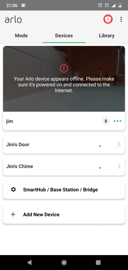 Review – Netgear Alro Pro 2 HD security camera,Doorbell, Chime & App