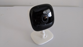 Review – The tp-link Kasa Spot home security camera  #Tech