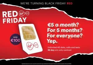 Virgin Media Unveils Blockbuster Red Friday Deals Virginmedia Redfriday Tech Techbuzzireland