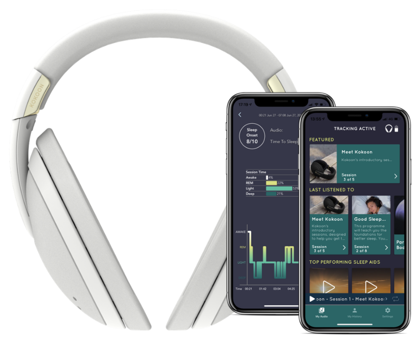 ever popular 2018 sneakers half off Kokoon to launch world's first sleep aiding headphones in US at ...