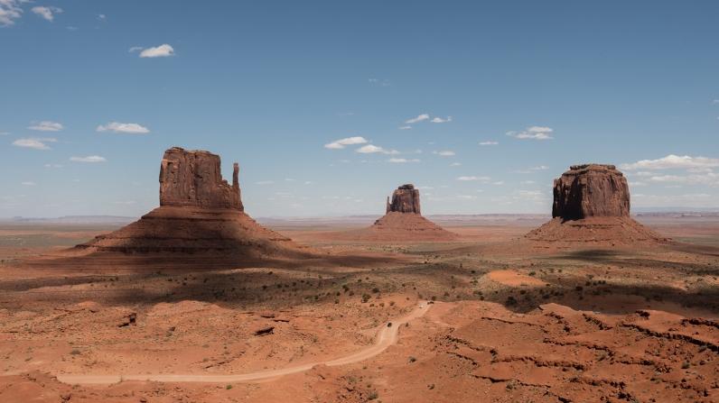 USA view