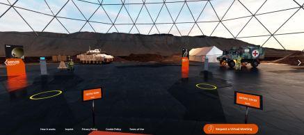 Getac virtual defence exhibition II
