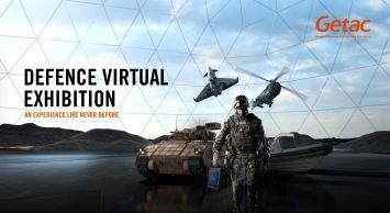 Getac virtual defence exhibition