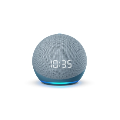 Echo Dot with clock Product (1)