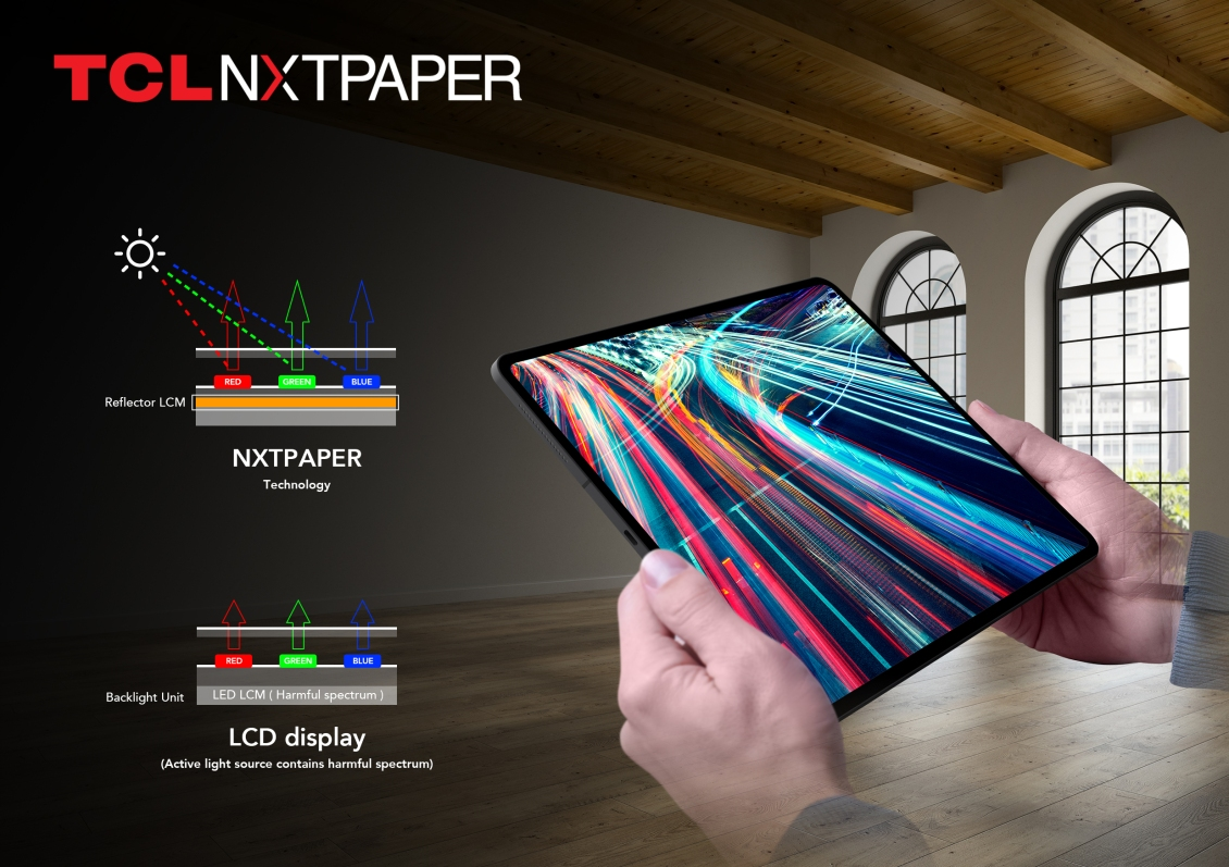 TCL Paper THin NXT
