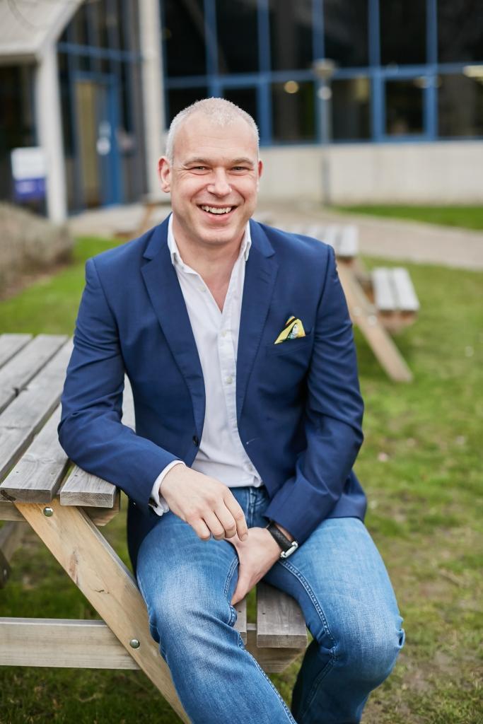 eFax Director of Customer Experience, Scott Wilson